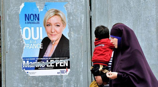 FRANCIA: LE PEN SALE NEI SONDAGGI, PANIQUE A PARIGI
