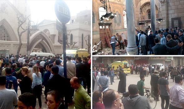 EGITTO: ESPLODE UN'ALTRA CHIESA, 11 MORTI E DECINE FERITI