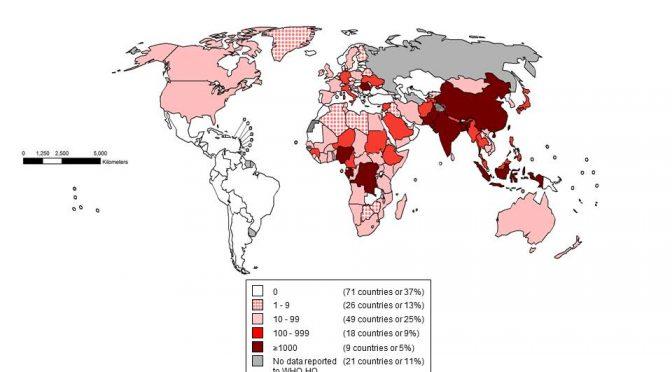 Vaccini utili, ma l'epidemia di Morbillo dipende da altro – MAPPE