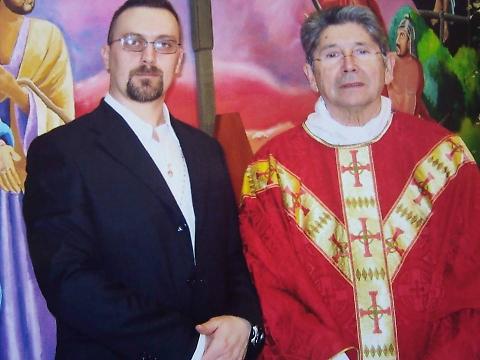 """Igor, ecco il prete che l'ha aiutato ad uscire dal carcere per """"buona condotta"""""""