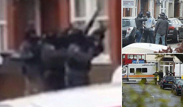 LONDRA, BLITZ ANTI-TERRORISMO: SPARATORIA E ARRESTI – VIDEO