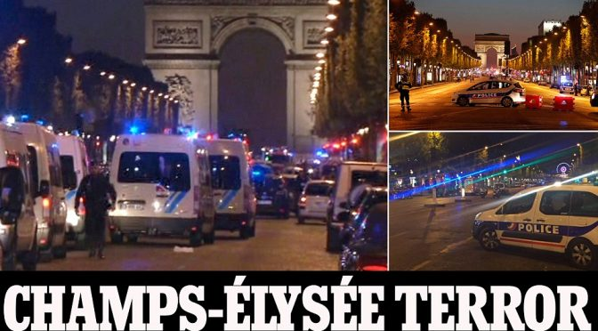 Parigi: Champs-Elysées militarizzati dopo attacco