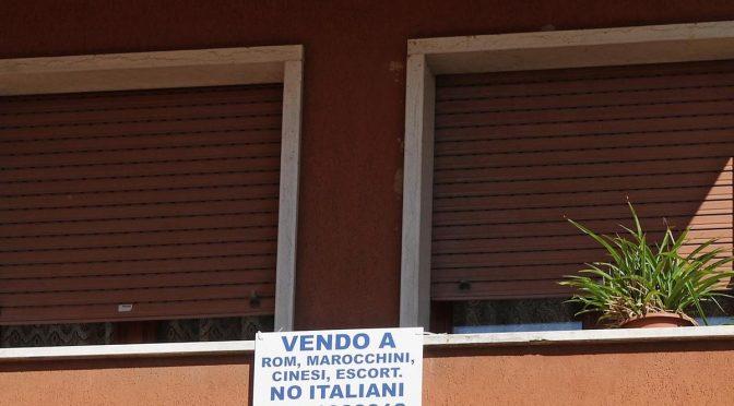 Verona: vende casa a Rom e Immigrati, no Italiani – FOTO