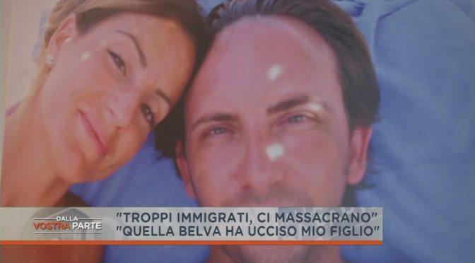 """Roma: Albanese uccide Italiano a coltellate perché sua presenza """"lo infastidisce"""" – VIDEO"""