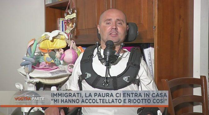 SONDAGGIO CHOC: 79% ITALIANI VUOLE CHIUSURA FRONTIERE, PIRLA MINORANZA