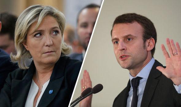 """Le Pen schianta Macron in diretta: """"Comunque vada, la Francia sarà guidata da una donna: o da me o dalla Merkel"""" – VIDEO"""