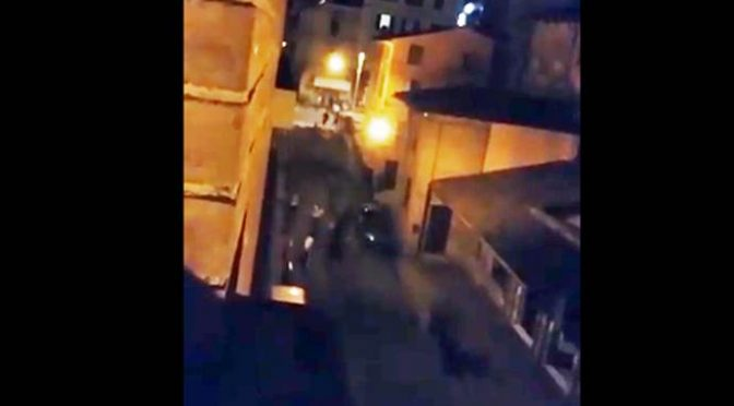 PARMA: UN QUARTIERE OSTAGGIO DEI MIGRANTI, VIOLENZA BESTIALE – VIDEO