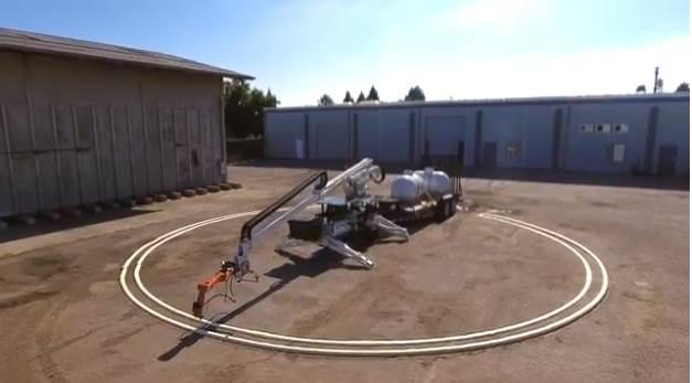 Arriva il Robot muratore: in 14 ore costruisce casa – VIDEO