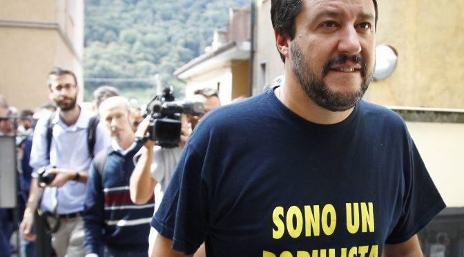 Il giorno dopo il plebiscito parla Salvini – VIDEO