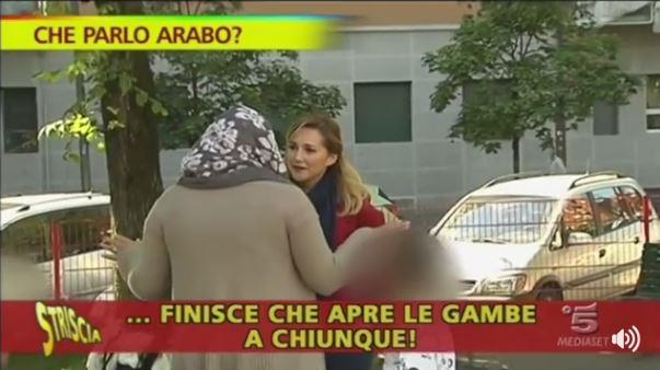 """Islamici: """"Donne che parlano italiano aprono le gambe a tutti"""" – VIDEO"""