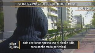 """Milano, parla autista 'linea araba"""", dove immigrati stuprano e devastano bus – VIDEO"""