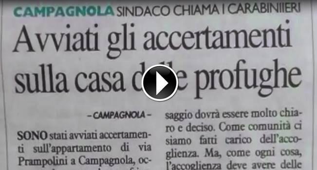 CENTRO PROFUGHI TRASFORMATO IN BORDELLO, PROFUGHE PROSTITUTE – VIDEO