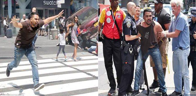 Times Square: ecco il colpevole, 22 feriti e 1 ragazza morta – VIDEO – FOTO