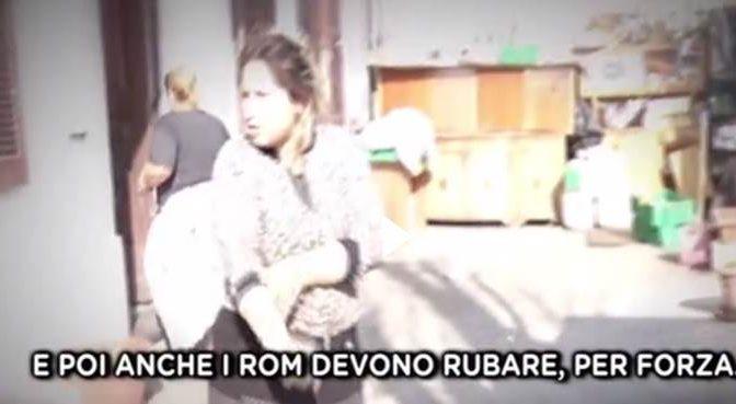 """Bottino di 200 milioni: """"Noi Rom dobbiamo rubare per forza"""" – VIDEO"""