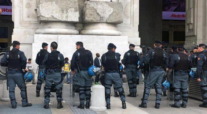Indagato agente eroe che ha ucciso bandito a Guidonia: Polizia in rivolta