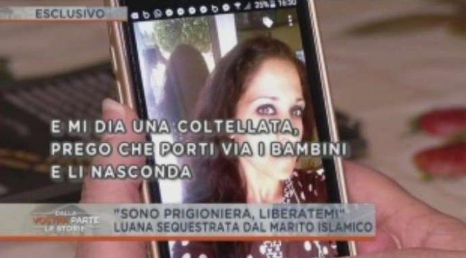 """Italiana prigioniera del marito islamico in Marocco: """"Aiuto, liberatemi"""" – VIDEO"""