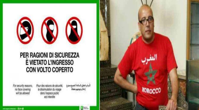 """Leader Marocchini contro legge anti-burqa: """"Veneto antipatico, Salvini arrogante"""""""