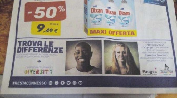 Se fai la spesa da Carrefour finanzi l'invasione