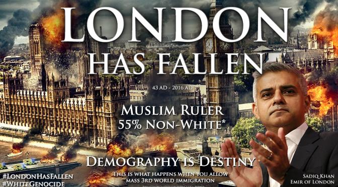 * SINDACO KHAN NELLA BUFERA: LEGAMI CON TERRORISTA ISLAMICO DI LONDRA *