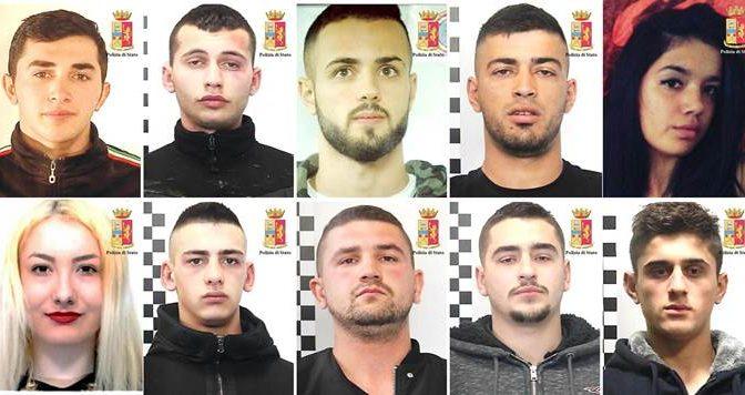La bella vita dei minori albanesi: mantenuti in centri italiani, paghetta e 50 colpi in villa