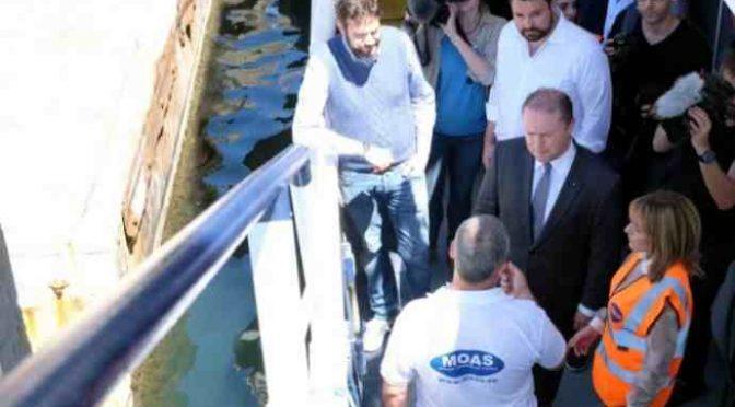 Malta, neanche un profugo sbarcato da quando ci sono i Catrambone: ed è boom economico
