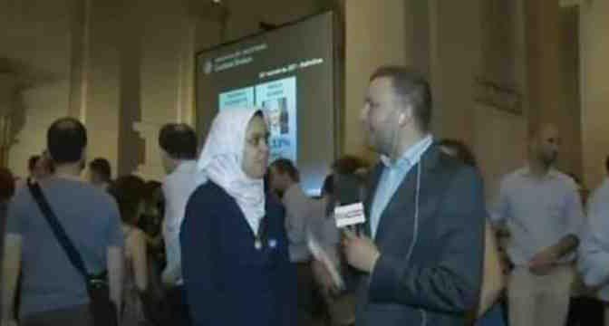Parma, grazie a Pizzarotti arriva la prima consigliera islamica velata