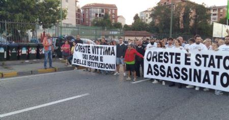 Ucciso da Rom: figlia e residenti chiedono giustizia