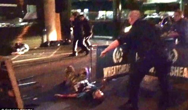 Gli ultimi istanti dei terroristi di Londra – NUOVO VIDEO