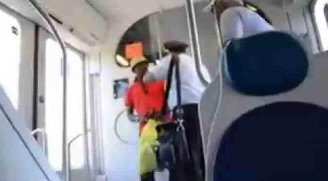Pestaggi di controllori sui treni: Immigrati battono Italiani 12 a 1