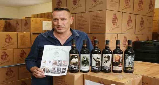 """Boldrini e Fiano vogliono distruggere anche 'vino fascista', il produttore: """"Non tolgo Mussolini da etichette"""""""
