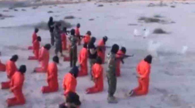 STRAGE ISLAMICA A BENGASI: ESECUZIONI SOMMARIE DI PRIGIONIERI – VIDEO