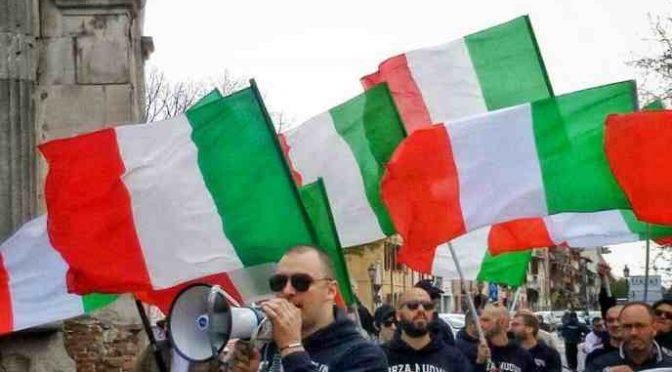 """Rimini, Comune chiede oscuramento Forza Nuova: """"Nessuno ci può criticare"""""""