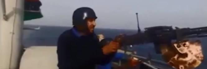 Guerra tra fornitori Ong e guardia costiera libica – VIDEO