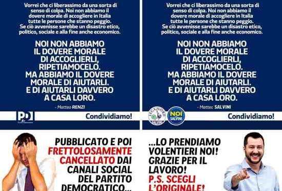 Aiutiamo Renzi a casa sua, polemica nel PD
