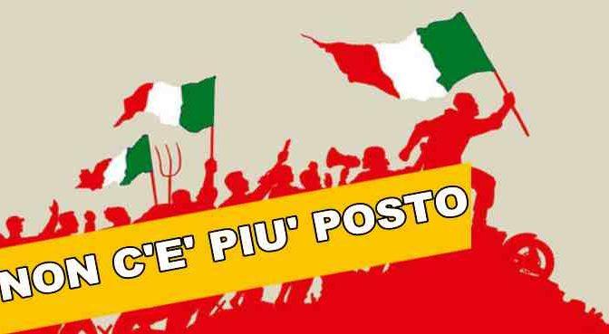 Piacenza, ignoti scardinano cancello hotel per profughi