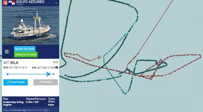 Guardiacoste libici sequestrano nave Ong in attesa barconi, allertati da C-Star