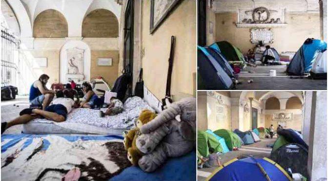 """Immigrati afroislamici: """"Occuperemo le chiese di Roma"""" – VIDEO"""