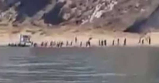 Sicilia: continuano sbarchi di truppe afro-islamiche che si dileguano – VIDEO