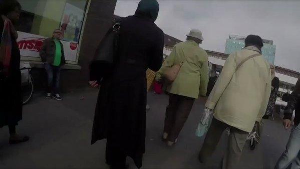 Amsterdam sembra Kabul al tempo dei Talebani – VIDEO