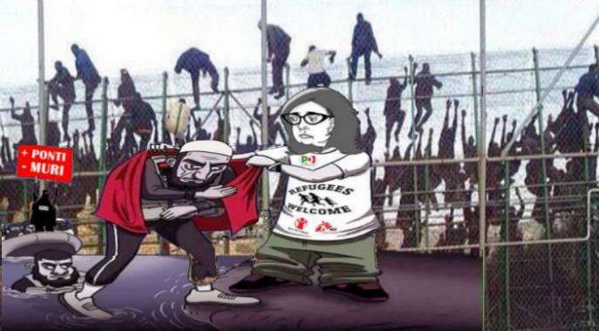Veneto invaso da un esercito di 40mila maschi afroislamici