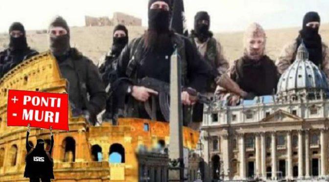 """ISIS ANNUNCIA: """"ORA TOCCA A ITALIA"""""""