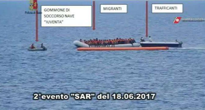 IUVENTA, LA ONG ILLEGALE HA SCARICATO IN ITALIA 12 MILA CLANDESTINI – VIDEO