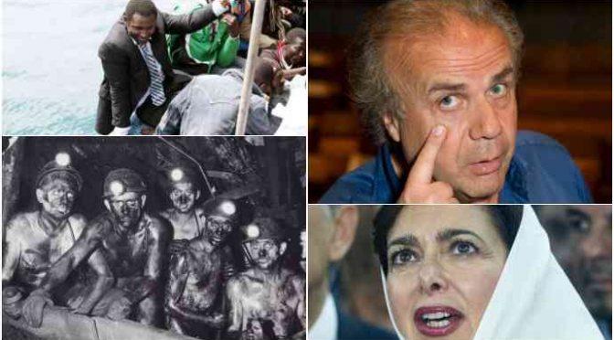 """Jerry Cala affonda Boldrini: """"Mio zio emigrante è morto in miniera altro che clandestini"""""""