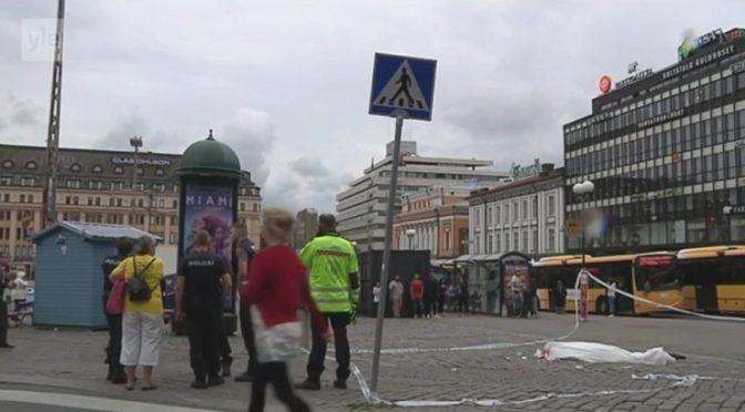 Finlandia, Killer islamico è richiedente asilo: era a caccia di donne
