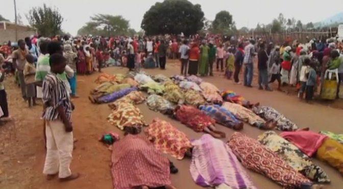 Ecco cosa i connazionali di Kyenge fanno ai profughi – VIDEO