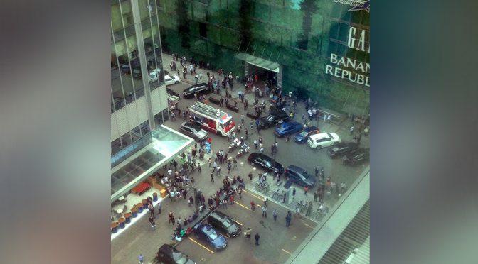 Mosca, evacuazione di massa dopo allarmi bomba – VIDEO