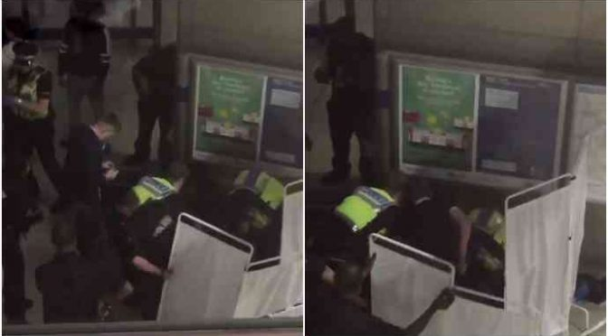 Londra: nuovo attacco con l'acido contro passanti, gang scatenate – VIDEO