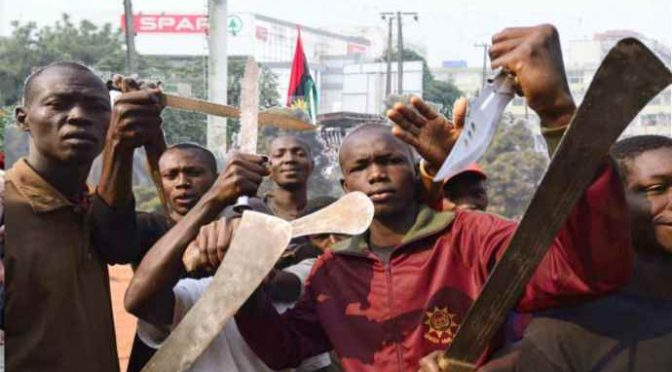 """Milizie nigeriane occupano il territorio: """"Stanno armando i profughi"""""""