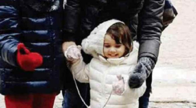 Autopsia, Sofia stroncata da stesso parassita piccole africane