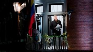 BRITAIN - ECUADOR - POLITICS - WIKILEAKS